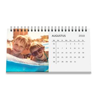 Bureaukalender 21x11 Liggend vooraf kopen