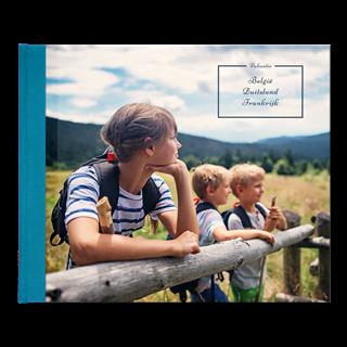 Fotoboek Linnen Rug 35x29 Liggend vooraf kopen