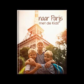 Fotoboek Hardcover A5 Staand vooraf kopen