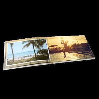 Fotoboek Vlakliggend 35x29 Liggend vooraf kopen
