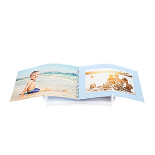 Fotoboek Spiraal A6 Liggend 360 foto