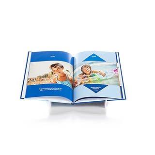 Fotoboek Hardcover A4 Staand  360 foto