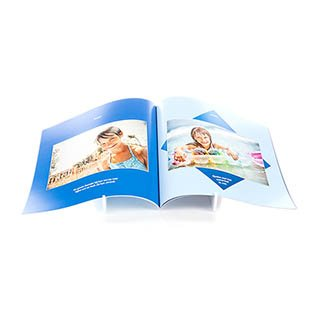 Fotoboek Softcover 30x30 Vierkant 360 foto