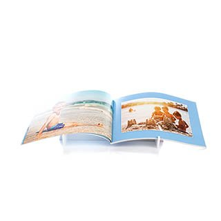 Fotoboek Softcover A4 Liggend 360 foto