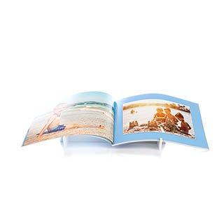 Fotoboek Softcover A6 Liggend 360 foto