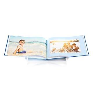 Fotoboek Hardcover A6 Liggend 360 foto